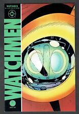 Watchmen #7 DC Comics 1987 VF+ Alan Moore Dave Gibbons & Featuring Dr. Manhattan