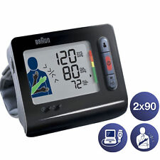 Braun TrueScan Vital Scan 5 Plus Wrist Home Blood Pressure Monitor EPS  BPW4300