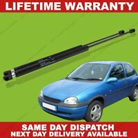 2x gas struts boot lifters for Vauxhall Vectra 1995-1998 Hatchback 5 Doors