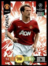 Panini Adrenalyn XL Champions League 2010/2011 Manchester United Michael Owen