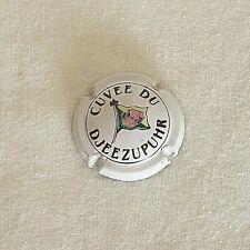 Capsule de Champagne TAITTINGER N°01 Cuvée Djeezupuhr