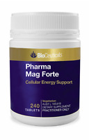 Bioceuticals Pharma Mag Forte 240 Tablets RRP $119.95