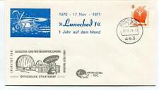 1971 Lunochod 1 Jahr Auf Dem Mond Satelliten Weltraumforschung Bochum Deutsche