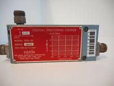 Narda 3004-20 Coaxial Directional Coupler