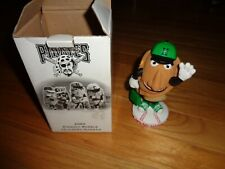 Pittsburgh Pirates Baseball Jalapeno Hannah Pierogy Bobble Head w/Orig Box 2004