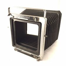 4x5 Speed Graphic Bellows and Front