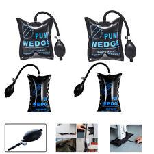 4x Pump Wedge Inflatable Air Bag Shim Automotive Car Door Lock Open Repair Tool