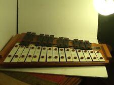 Vintage Portable Xylophon