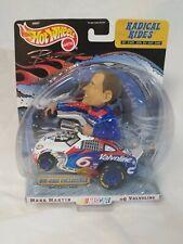 Mark Martin #6 Valvoline Radical Rides Hot Wheels NIP Collectable Toy Car