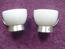 La Cafetiere x 2 Espresso Cups in Metal Cradle/Handles