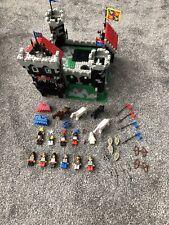 Unboxed Vintage Lego Castle 6086 Black Knight's Castle - Please Read - Free P&P