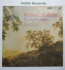 9110 1662 - RICHTER / KOHOUT - Symphonies WARCHAL Slovak CO - Ex Con LP Record