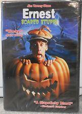 Ernest Scared Stupid (DVD, 2011) RARE FAMILY COMEDY JIM VARNEY BRAND NEW