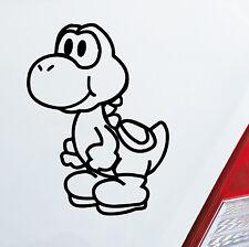 Pegatinas De Coches para YOSHI SUPER MARIO Bros Nintendo Fans Pegatina 917