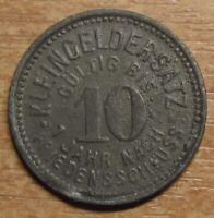 Germany Notgeld (Token) Schmolln 10 pfennig 1918