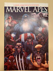 Marvel Apes #2 (Nov 2008, Marvel) [Phil Jimenez Variant] Kesel Bachs va