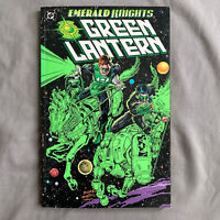 Green Lantern Emerald Knights Paperback Tpb DC comics 1998 First Print OOP