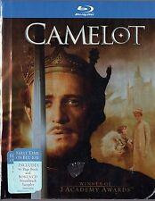 Camelot (Blu-ray Disc, 2012, 45th Anniversary)w/ 36 pg book, bonus CD  NEW