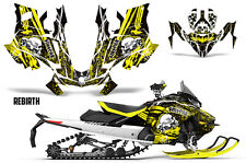 SIKSPAK Ski Doo Gen 4 MXZ Renegade Summit 850 Snowmobile Sled Wrap Kit 2017 RB Y
