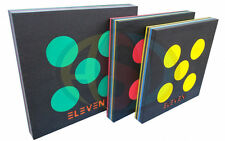 ARCHERY ELEVEN LARP TARGET BOSS FOAM 80 X 80 X 7 CM - WITH 5 KNOCK OUT HOLES