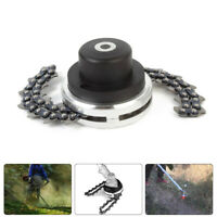 65Mn Trimmer Head Coil Chain Lines for Lawnmower Brush Cutter Grass Trimmers New