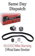 GATES Timing Belt Kit Cam & Pump 1.9 2.0 Tdi Diesel VW Seat Skoda Audi Ford *