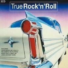 TRUE ROCK'N'ROLL 3 CD BOX MIT CHUCK BERRY UVM NEU