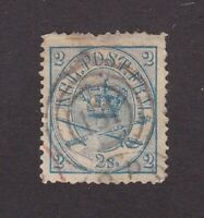 Denmark stamp #11, used, 1864 - 1868, SCV $35.00