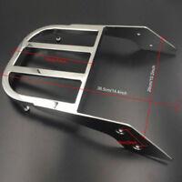 Chrome Motorcycle Sissy Bar Luggage Rack For Honda VTX 1300C 1800C 1800F