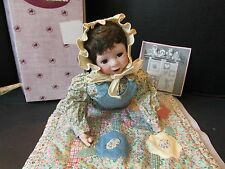 "Ashley Drake Family Pride Doll Patchwork Of Love Boxed 12"" Laying Down"