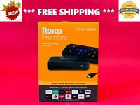 ** BRAND NEW **  Roku Premiere 4K DIGITAL Media HDR STREAMING HD PLAYER -SEALED
