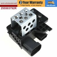Fan Heater Blower Motor Resistor Fits For Peugeot Renault 255503792R 255509263R