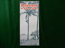 [Brochure]. Lindeman Island Whitsunday Group Queensland. 1930s.