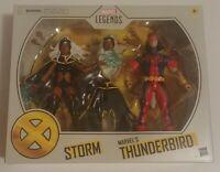 Hasbro Marvel Legends Storm Thunderbird 2 Pack Target Exclusive X-MEN
