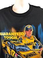 NASCAR Matt Kenseth 17  L Black T Shirt DeWalt New with Tags Chase