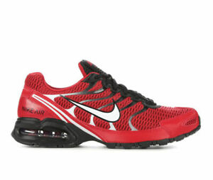 New Mens NIKE AIR MAX TORCH 4 - Red/White/Black Shoes Sneakers