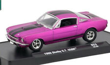 M109 11228 53 M2 MACHINES AUTO DRIVERS 1966 Shelby G T 350H PINK 1:64 FORD MUSTA
