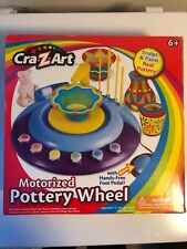 Cra-Z-Art Motorized Pottery Wheel *DAMAGED BOX*
