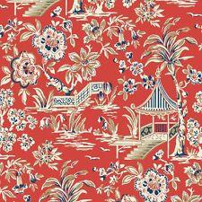 "York Wallcoverings Ashford Tropics 27' x 27"" Floral & BotanicalWallpaper 7 rolls"