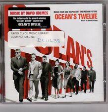 (EV198) Ocean's Twelve, Soundtrack - 2004 CD