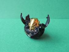 Bakugan Preyas Diablo black Aquos 630G Season 2 New Vestroia S2 Bronze Attack