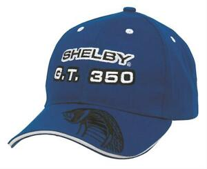 Shelby GT350 Mustang Snake Brim Hat for Ford GT 350 Shelby Mustang Fans - NICE!