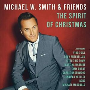 Michael W. Smith & Friends - The Spirit of Christmas (Brand New/Sealed)