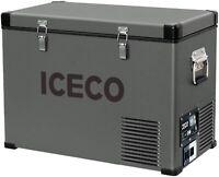 ICECO VL45 47QT Portable Freezer Fridge 12V Cooler, Car Camping Caravan Truck RV