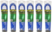 6  Poulan WeedEater 711578 12 Count .155 Wheeled Trimmer Mower Replacement Line