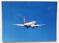 Linjeflyg Boeing 737-500 Postcard