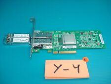 Qlogic QLE2562 Dual Port 8GB/s Fiber Channel PCI-e Adapter PX2810403-01 w/2 SFP