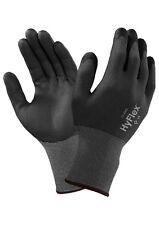 Ansell HyFlex 11-840 Lightweight Extreme Durability FORTIX Gloves Foam Nitrile