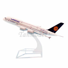 16cm alloy plane model Germany Lufthansa A380-800 D-AIMD