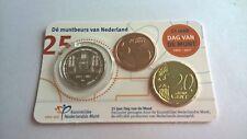 Nederland 2017 Coincard 25 Jaar Dag van de Munt